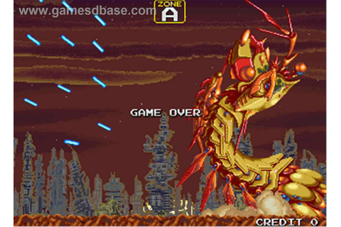 Darius Gaiden Download Free Full Game | Speed-New