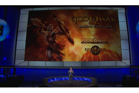 Video Game Journalism: God of War and Team Ico HD ...