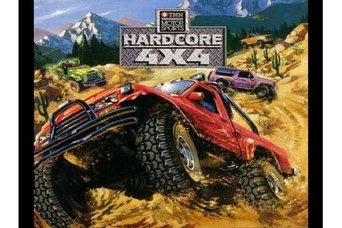 Classic PS1 Game TNN Motorsports Hardcore on PS3 in HD ...