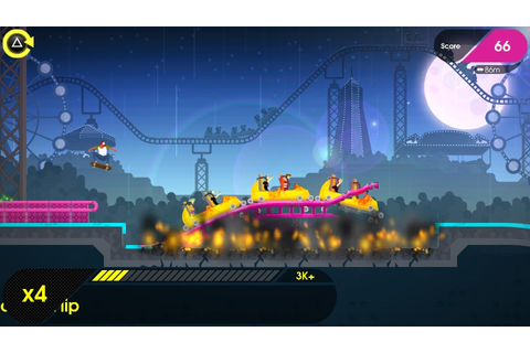 OlliOlli 2: Welcome to Olliwood | Games | Pocket Gamer