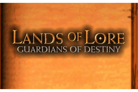 Lands of Lore: Guardians of Destiny (1997) by Westwood ...
