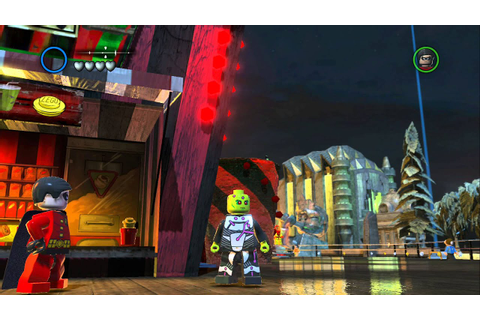 LEGO Batman 2 DC Super Heroes - All Characters Unlocked ...