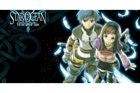Pretty Cool Games: STAR OCEAN 3: TILL THE END OF TIME!
