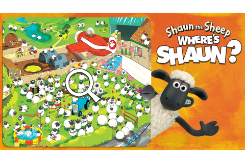 Games | Shaun the Sheep