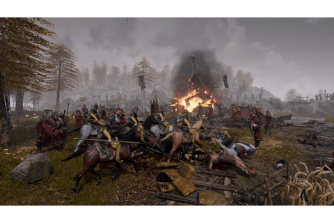Ancestors Legacy Launching on May 22 with Native 4K on ...