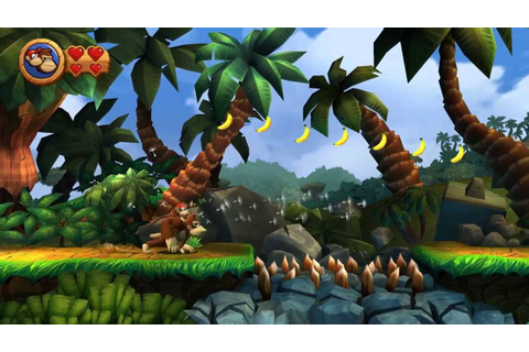 Donkey Kong Country Returns (NEW PC) | Dolphin Emulator 4 ...