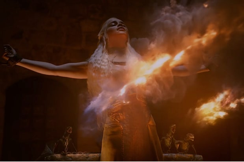 'Game of Thrones': Daenerys Targaryen's 11 Most Fiery ...