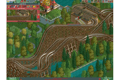 Rollercoaster Tycoon 2 | WSGF