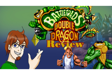 Battletoads Double Dragon: The Ultimate Team Review ...