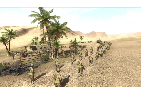 Download Theatre of War 2: Africa 1943 Full PC Game