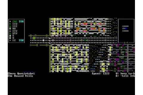Slaves to Armok II: Dwarf Fortress (Adventure Mode) - YouTube