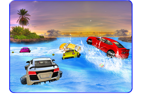 Water Surfing Car Racing 3D - Android Apps on Google Play