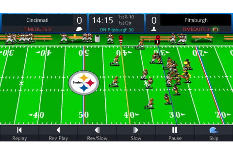 Pro Strategy Football 2019 — Visual PC pro football ...