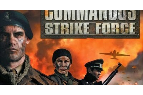 Commandos 4 Strike Force Free Download PC Game | Download ...