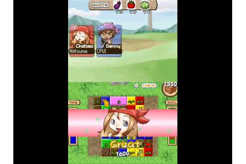 Harvest Moon Frantic Farming - YouTube