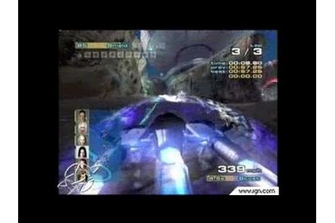Quantum Redshift Xbox Gameplay_2002_05_21 - YouTube