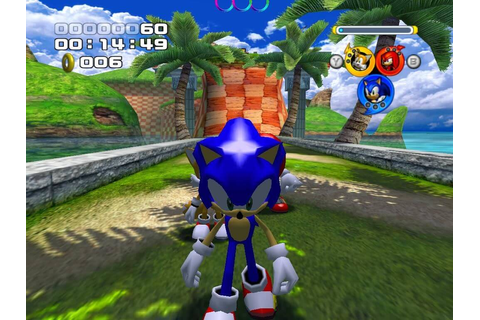 Download Sonic Heroes (Windows) - My Abandonware