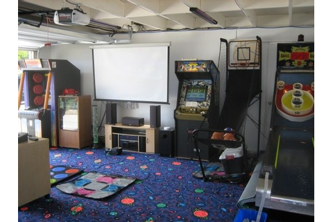 Best 25+ Garage game rooms ideas on Pinterest | Game rooms ...