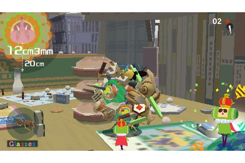 Me and My Katamari Screenshots - Video Game News, Videos ...