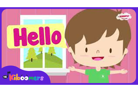 Hello Song | Hello Hello How Are You | Hello Song for Kids ...