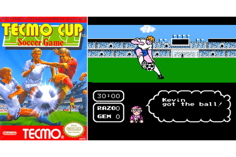 Play Tecmo Cup Soccer Game on NES
