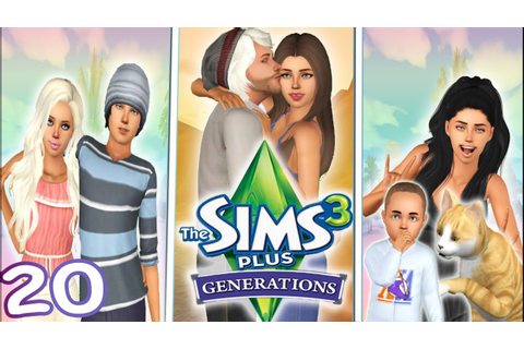 Let's Play : The Sims 3 Generations S2 - ( Part 20 ...