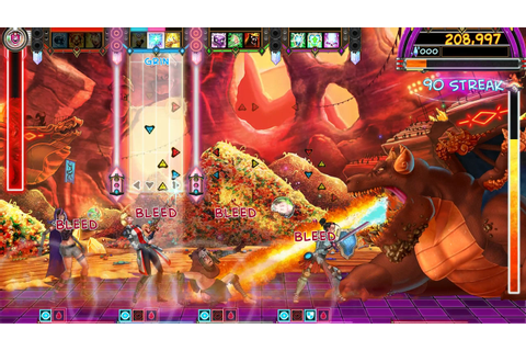 The Metronomicon: Slay the Dance Floor - Deluxe on PS4 ...