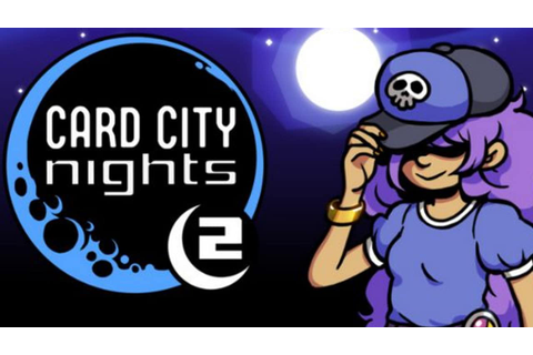 Card City Nights 2 - FREE DOWNLOAD CRACKED-GAMES.ORG