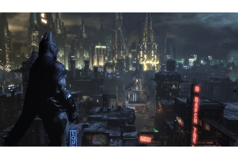 "The Monkey Buddha: Game Review: ""Batman-Arkham City"""