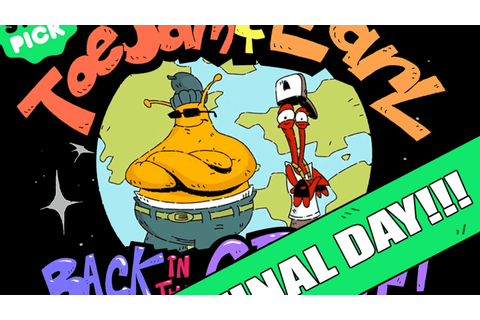 Toejam and Earl: Back in the Groove - SEGA - Panzer ...