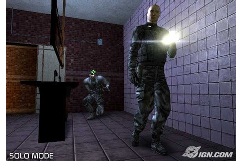 Tom Clancy's Splinter Cell: Chaos Theory - IGN