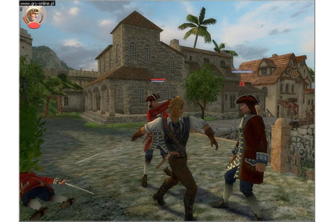 Age of Pirates: Caribbean Tales - screenshots gallery ...