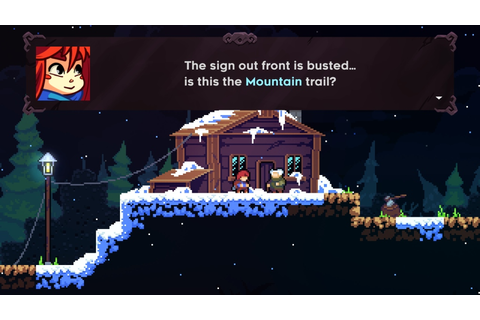 Indie Retro News: Celeste - A lovely Indie game gets a PC ...
