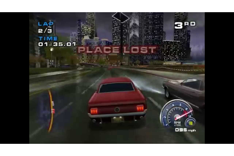 Gameplay - Ford Mustang: The Legend Lives [PS2] Chicago ...
