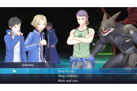 Digimon Story: Cyber Sleuth - Hacker's Memory Stop Ryuji ...
