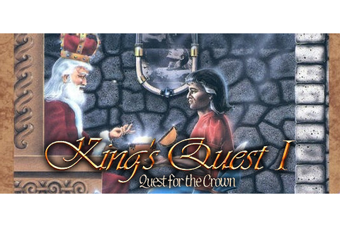 Test de King's Quest : Quest for the Crown - Enhanced ...