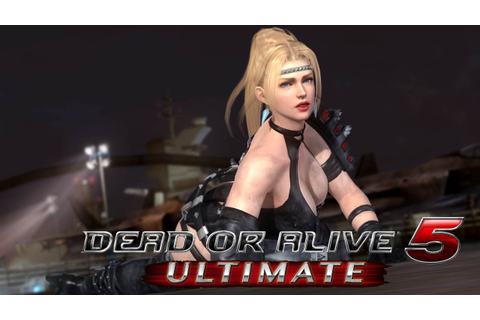 Dead or Alive 5 Ultimate 'E3 2013 Rachel & Leon Trailer ...
