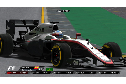 Download F1 2015 Game For PC Setup | Download Free PC ...