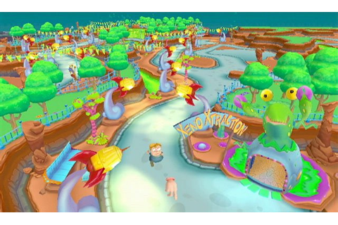 Fun Park Party (Wii) Game Profile | News, Reviews, Videos ...