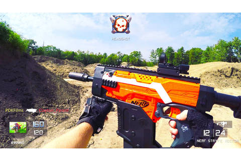 Nerf Gun Game 2: First Person Shooter (Call of Duty) - YouTube
