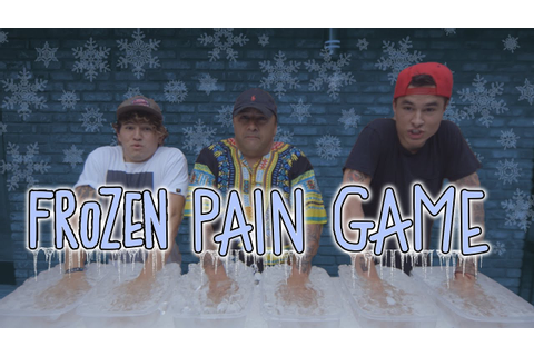 Frozen Pain Game - YouTube