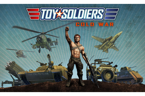 Toy Soldiers: Cold War - Wikipedia