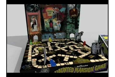 The Haunted Mansion Game by Lakeside - a 3D visualization ...