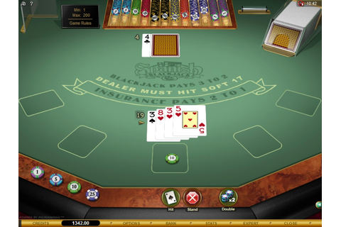 Different Blackjack Game Playing Features ...