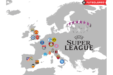 The Spectre of the European Super League - Futbolgrad