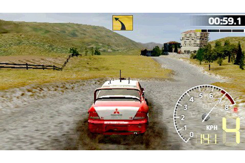 WRC: FIA World Rally Championship Game | PSP - PlayStation