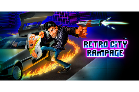 Retro City Rampage: DX | Nintendo 3DS download software ...