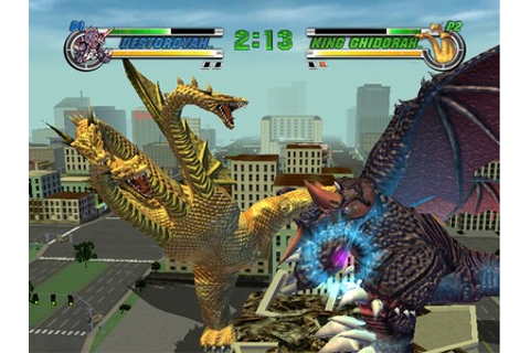 Neko Random: Things I Like: Godzilla: Destroy All Monsters ...
