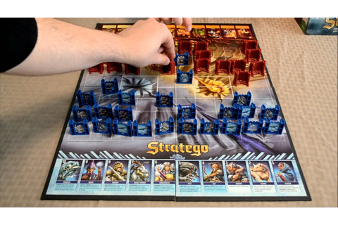 DGA Reviews: Stratego: Fire & Ice Edition (Ep. 53) - YouTube