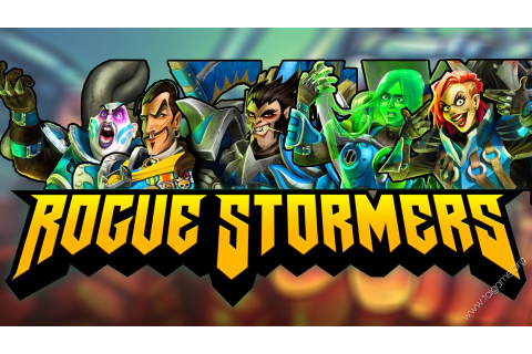 Rogue Stormers - Download Free Full Games | Arcade ...